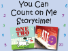 You Can Count on Me Storytime banner