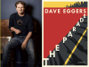 dave eggers photo and book cover