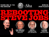 "Alta Magazine & Books Inc. Present ""Rebooting Steve Jobs' Legacy"""