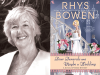 rhys bowen author photo and book cover