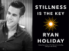 Ryan Holiday author photo and book cover