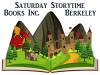 Saturday Storytime at Books Inc. Berkeley
