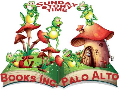 Sunday Storytime at Books Inc. Palo Alto