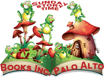 Sunday Storytime at Books Inc. Palo Alto