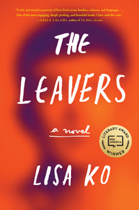 the leavers cover